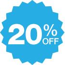 20% off Algae Free