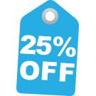 25% Off Korallen-Zucht