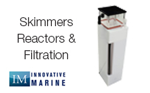 Skimmers, Reactors, & Filtration