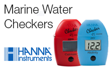 Marine Water Hanna Checkers