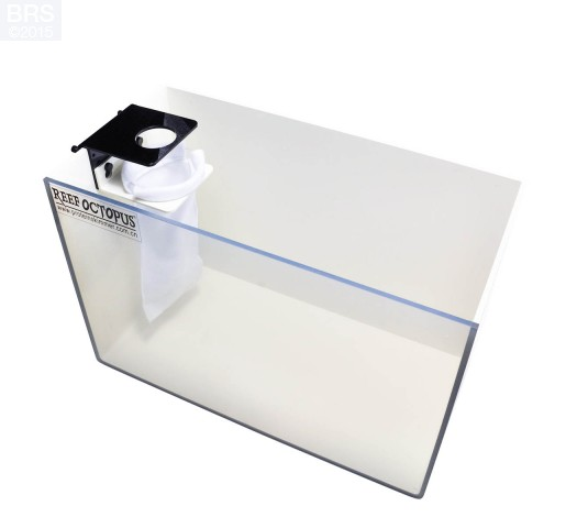 Octopus Small Reef Sump with Built-In Filter Sock