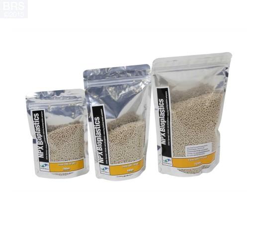 NPX Bioplastics Biopellets - Two Little Fishies