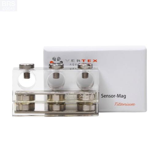 Vertex Sensor-Mag Titanium Holder 3 View 1