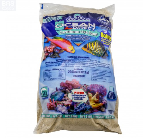 Oolite Ocean Direct Live Reef Sand