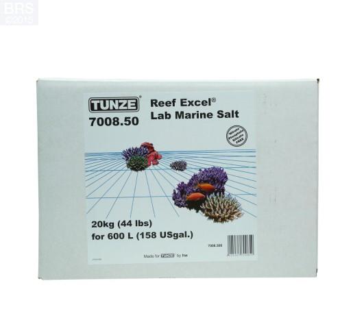 Tunze Reef Excel Lab Marine Salt 44 lbs. bag