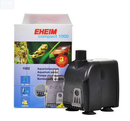 Eheim Compact Pump 1000 Packaging