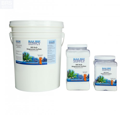BRS Bulk Magnesium Sulfate Aquarium Supplement