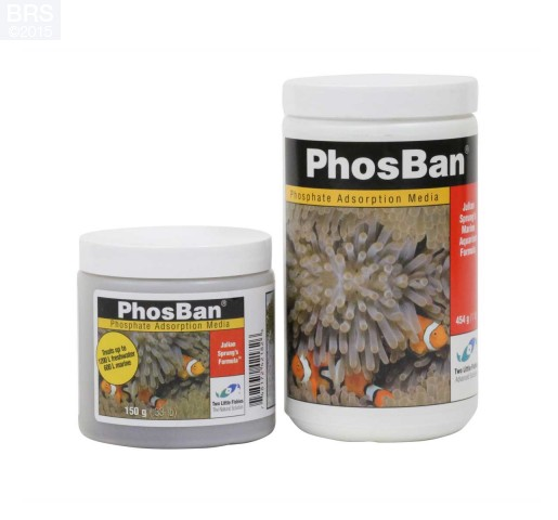 PhosBan Phosphate Adsorption Media - Two Little Fishies