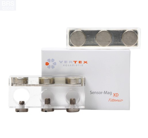 Vertex Sensor-Mag XD Titanium Holder 3 View 1