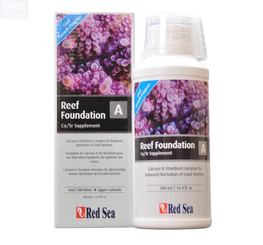 500 mL Red Sea Reef Foundation A