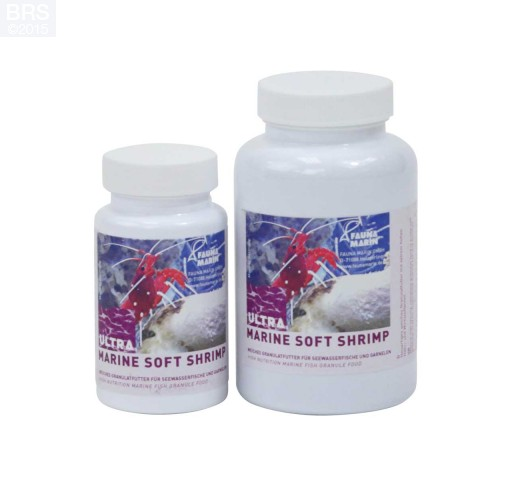 Fauna Marin Ultra Marine Soft Shrimp Medium Pellet Fish Food
