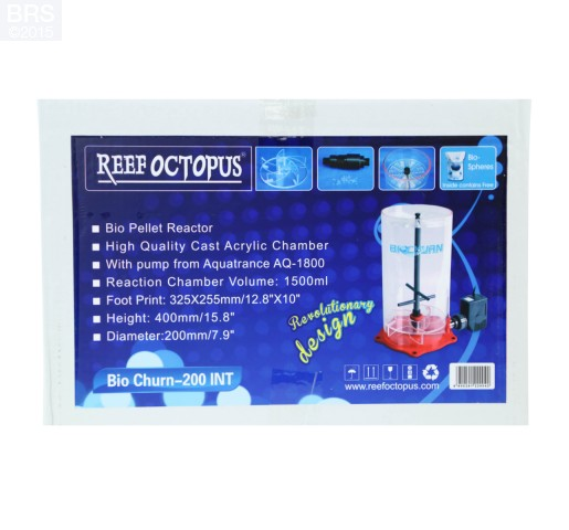 Reef Octopus BioChurn 200INT Biopellet Reactor