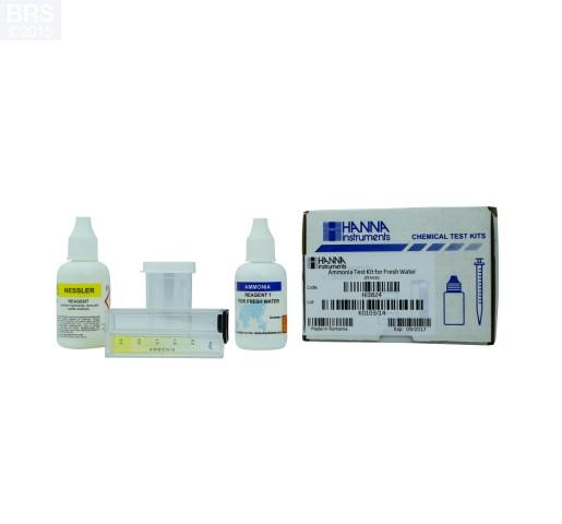 Hanna Test Kit - Low Range Ammonia for Fresh Water