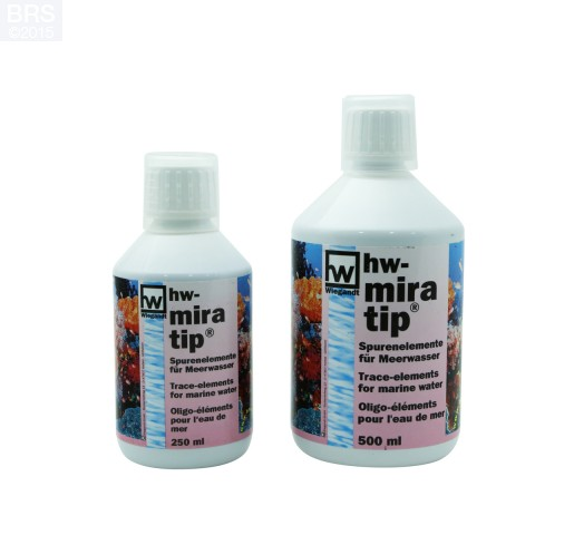 hw miratip - Trace Elements Available in 250 mL and 500 mL