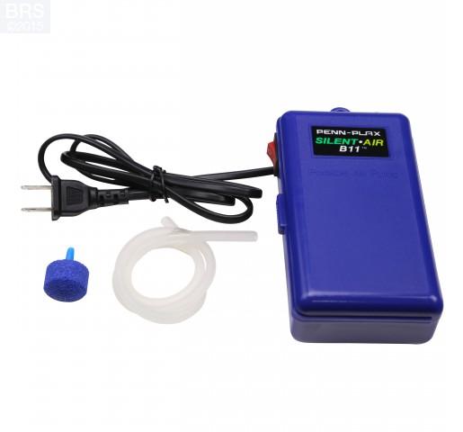 Silent Air Battery-Powdered Air Pump SAB11