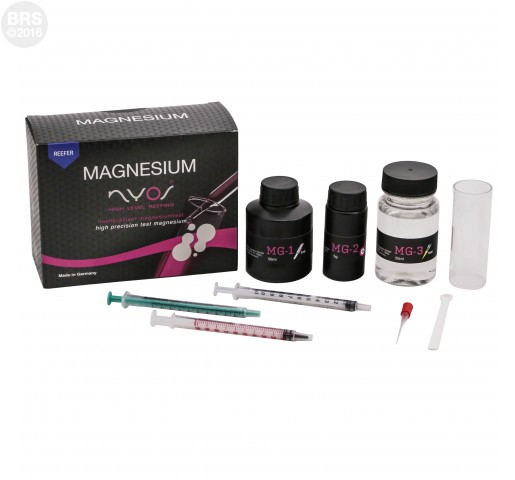 Magnesium REEFER Test Kit - NYOS