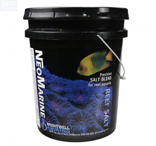 NeoMarine 150 US-gallon Mix 5 gallon bucket Brightwell Aquatics