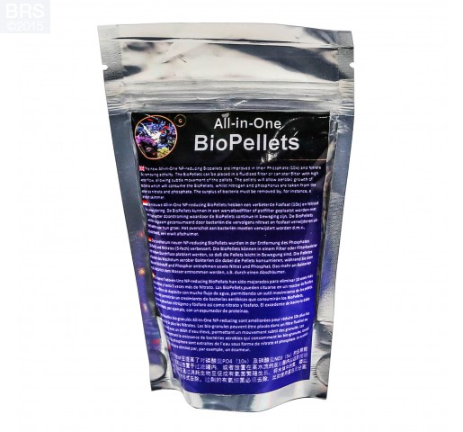 All in one NP reducing Biopellets