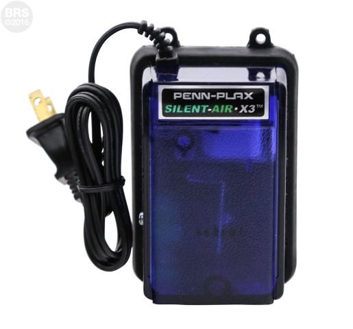 Silent-Air X3 Air Pump - Penn-Plax