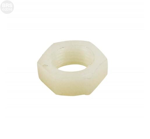 """1/8"""" NPT Plastic Nut"""