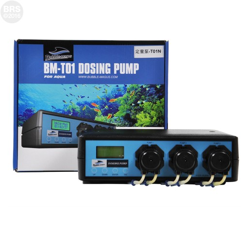 Bubble Magus Dosing Pump BM-T01