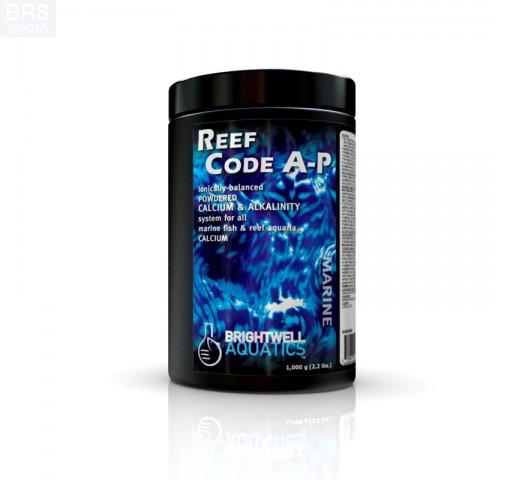 Reef Code A-P - Balanced Calcium & Alkalinity System DRY - Part A (Calc.) - Brightwell Aquatics