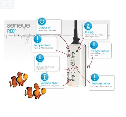 Seneye Reef Pack With WiFi Web Server