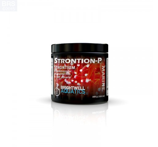 Strontion-P - Dry Strontium Supplement - Brightwell Aquatics