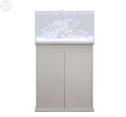 50 Fusion Lagoon High Gloss White Stand