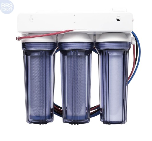 6 Stage 75GPD Value RO/DI System - Bulk Reef Supply