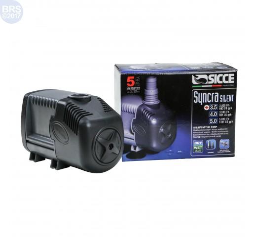 Sicce Syncra Silent 3.5 Pump (660 GPH)
