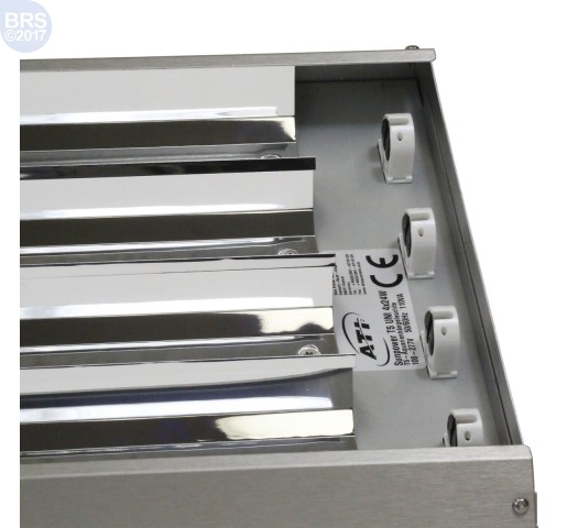 2 Ft ATI SunPower High Output T5 Light Fixture