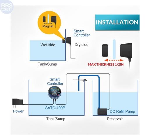 AutoAqua Smart ATO - Auto Top Off System