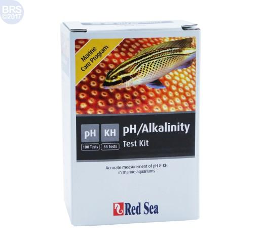 Red Sea pH / Alkalinity Test Kit