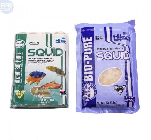 Hikari Bio-Pure Frozen Squid Sticks 3.5 oz