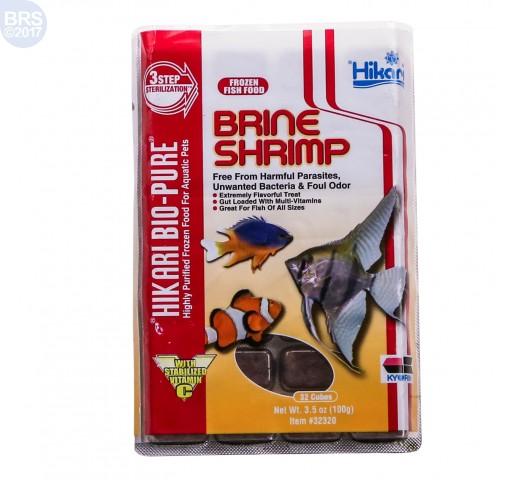 Hikari Bio-Pure Frozen Brine Shrimp