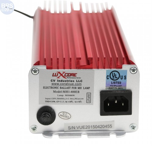 LuXcore400w