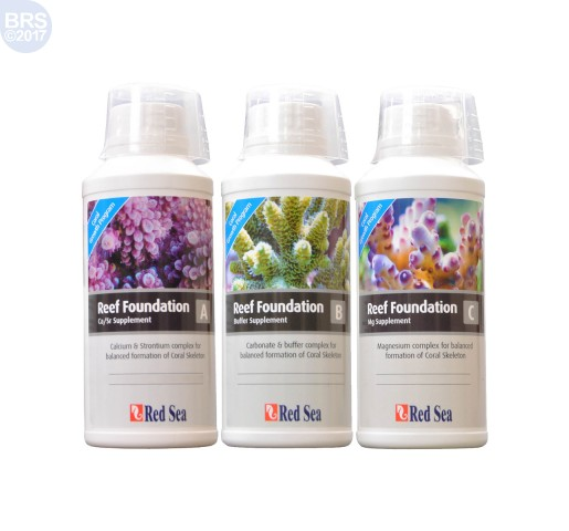 Reef Foundation Package 250mL