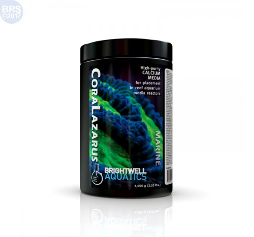 CoraLazarus - High-purity Calcium Media 5 kg - Brightwell Aquatics (Cal, Alk and Trace Elements)