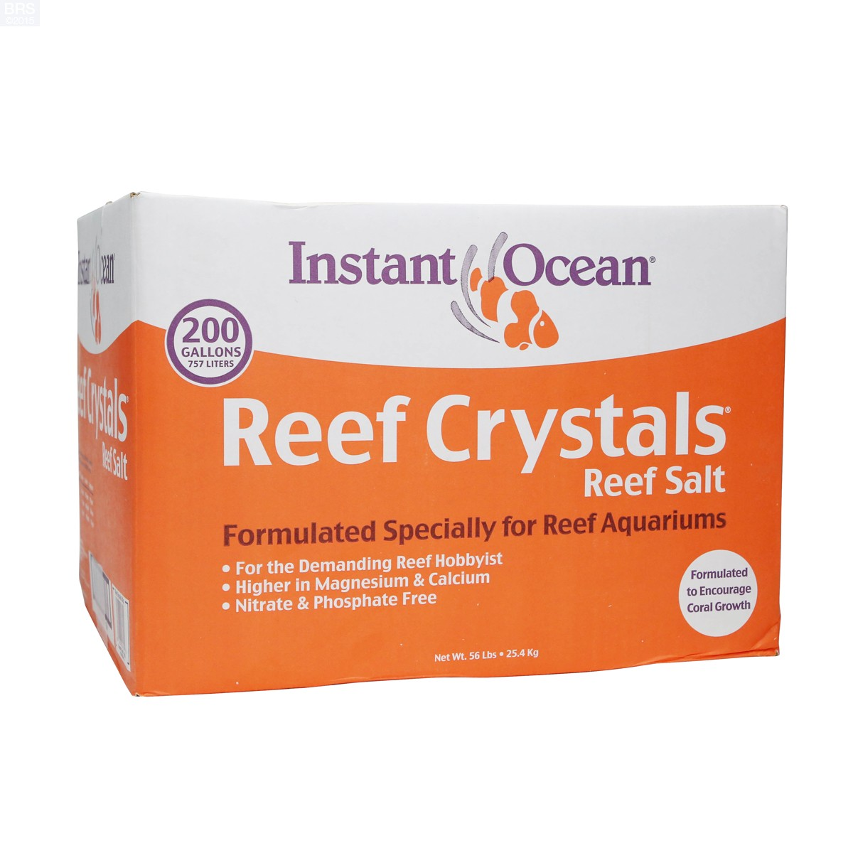 instant ocean reef crystals instructions