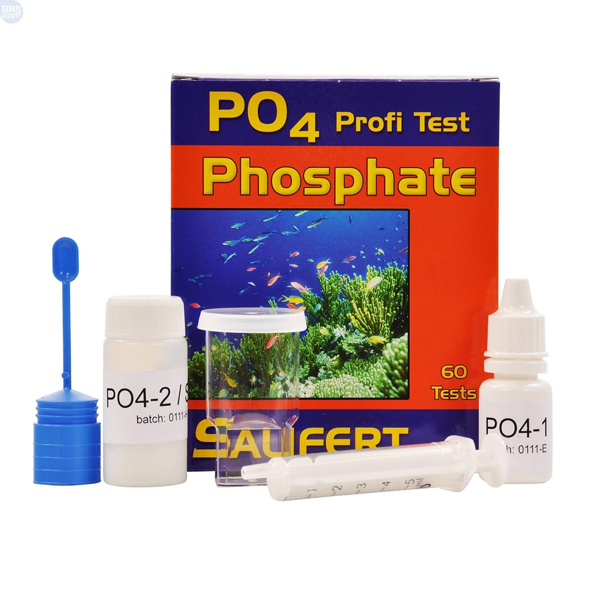 Fish tank test kit - Salifert Phosphate Aquarium Test Kit