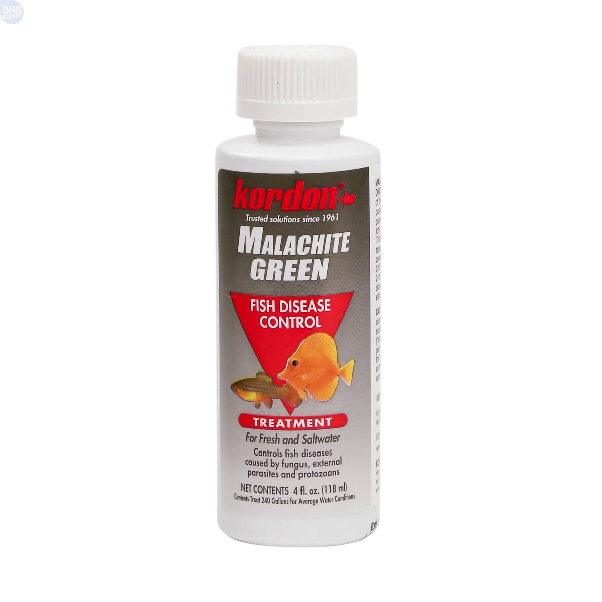 malachite green fish disease control kordon bulk reef