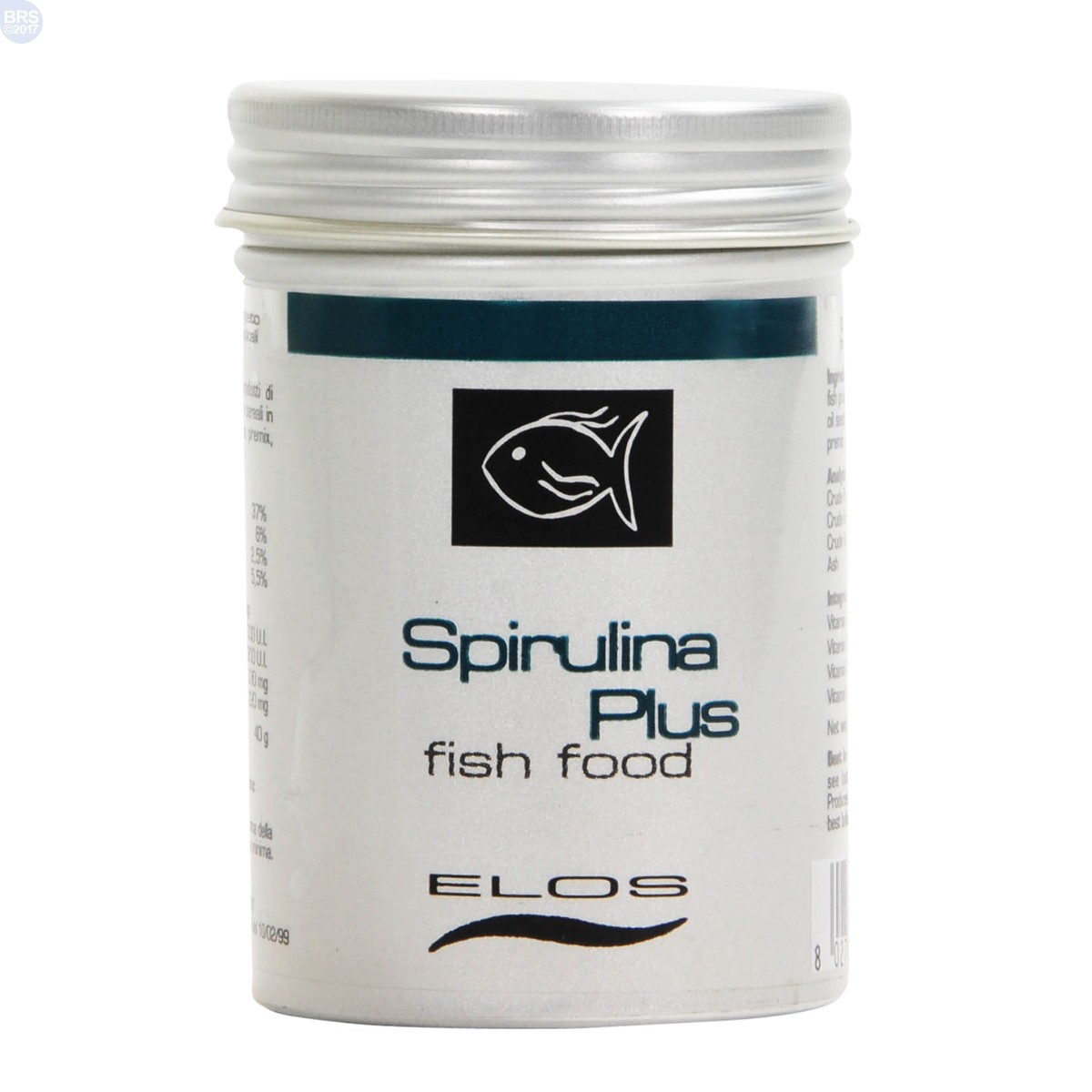 Elos spirulina plus fish food bulk reef supply for Spirulina fish food
