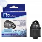 FLO Rotating Water Deflector Front