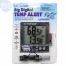Big Digital Temp Alert - Lifegard