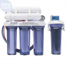 5 Stage 150GPD Plus Water Saver RO/DI System - Bulk Reef Supply