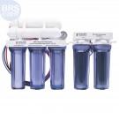 6 Stage 150GPD Plus Water Saver RO/DI System - Bulk Reef Supply