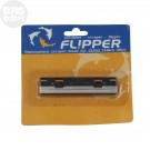 Flipper Stainless Steel Replacement Blades for Glass