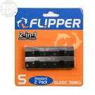 Stainless Steel Replacement Blades for Flipper Magnetic Cleaner