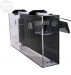 Large AquaFuge2 Hang on Back Refugium with LED Lighting - CPR Aquatics